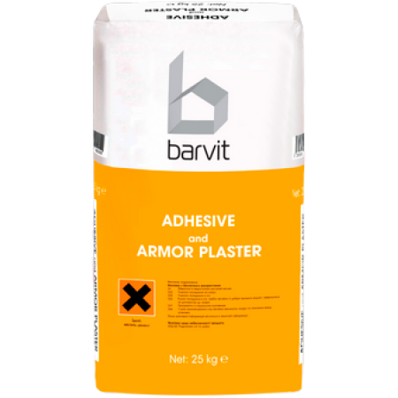 Adhesive and Armor Plaster