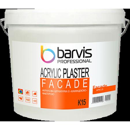 Facade Acrylic Plaster K15