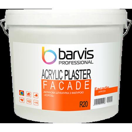 Facade Acrylic Plaster R20