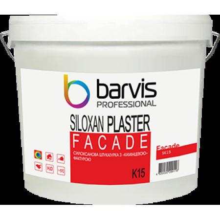Facade Siloxan Plaster K15